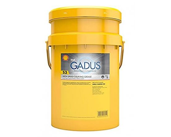 SHELL Gadus S3 High Speed Coupling Grease 18kg