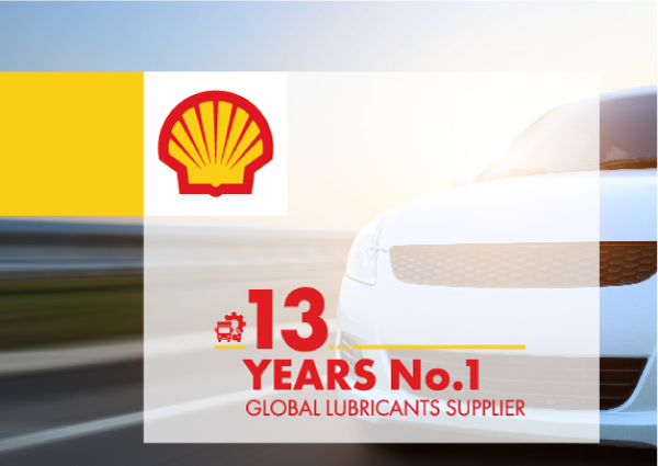 SHELL REMAINS THE LEADING GLOBAL SUPPLIER OF LUBRICANTS